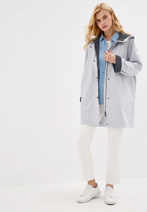 Плащ Dixi-Coat цвет серый  Фото 2