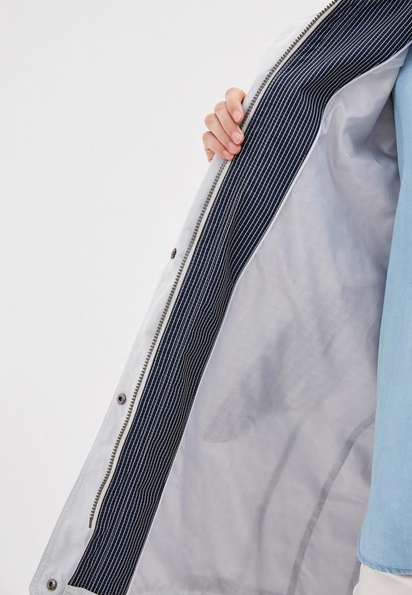 Плащ Dixi-Coat цвет серый  Фото 4