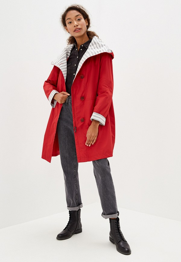 Куртка Dixi-Coat цвет красный  Фото 2