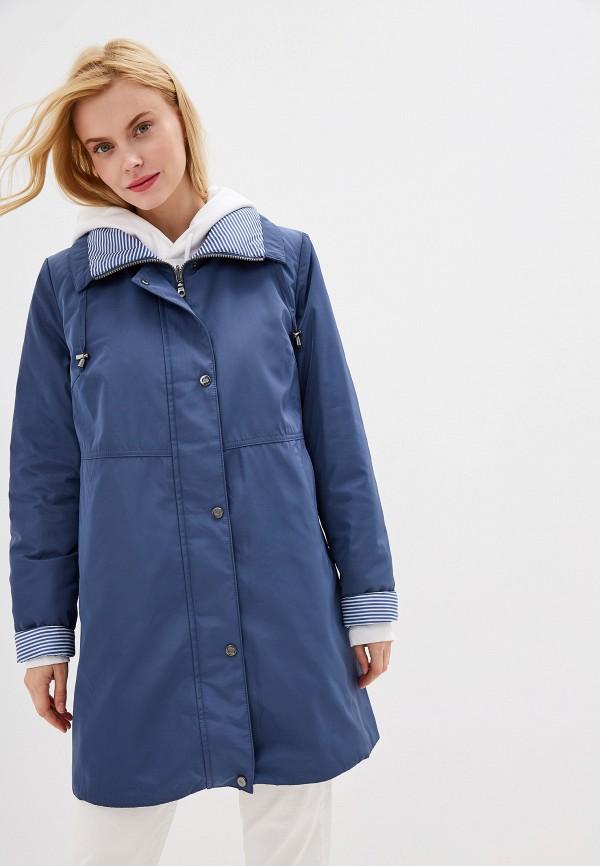 Куртка утепленная Dixi-Coat цвет синий