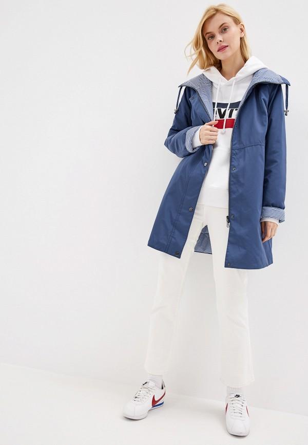 Куртка утепленная Dixi-Coat цвет синий  Фото 2