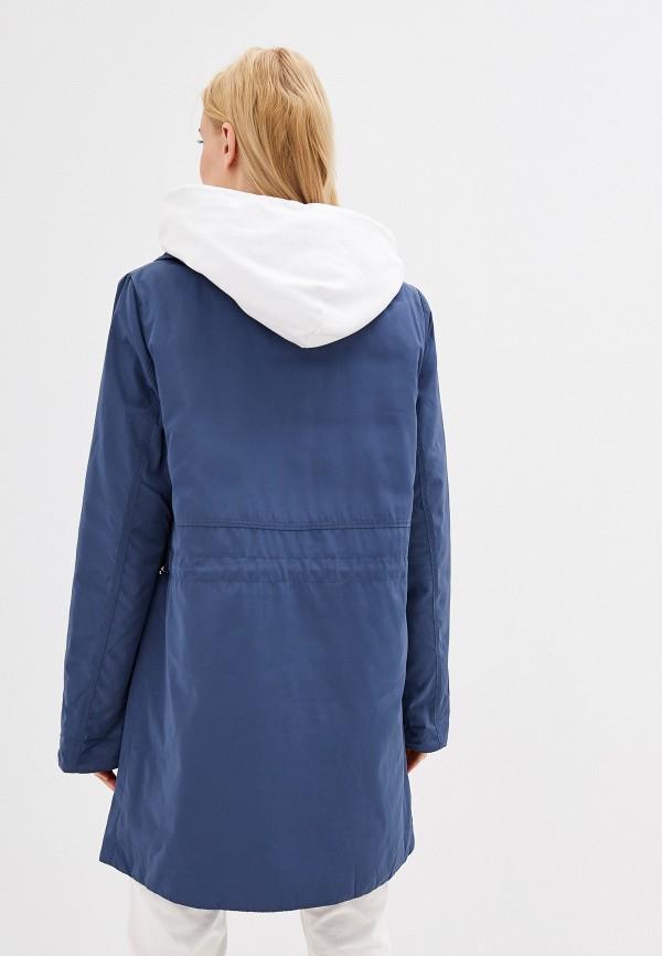 Куртка утепленная Dixi-Coat цвет синий  Фото 3