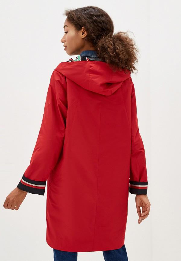 Плащ Dixi-Coat цвет красный  Фото 3