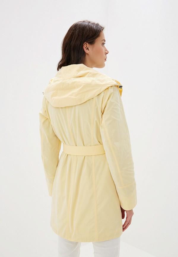Плащ Dixi-Coat цвет желтый  Фото 3