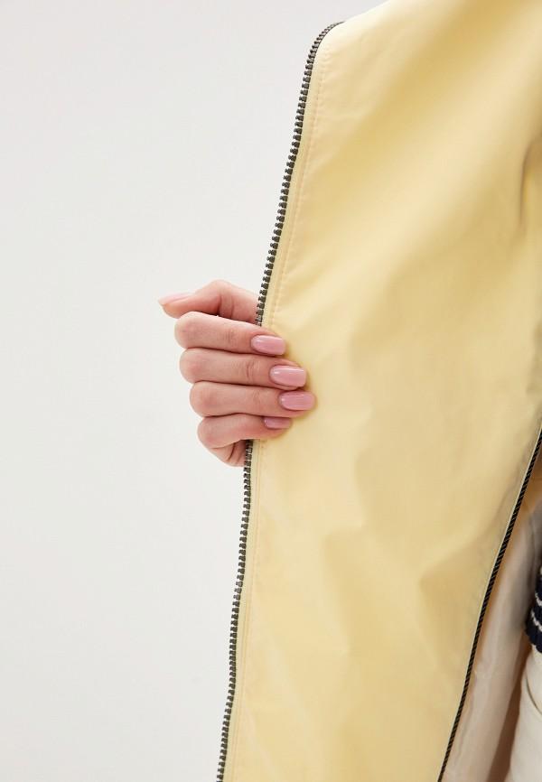 Плащ Dixi-Coat цвет желтый  Фото 4