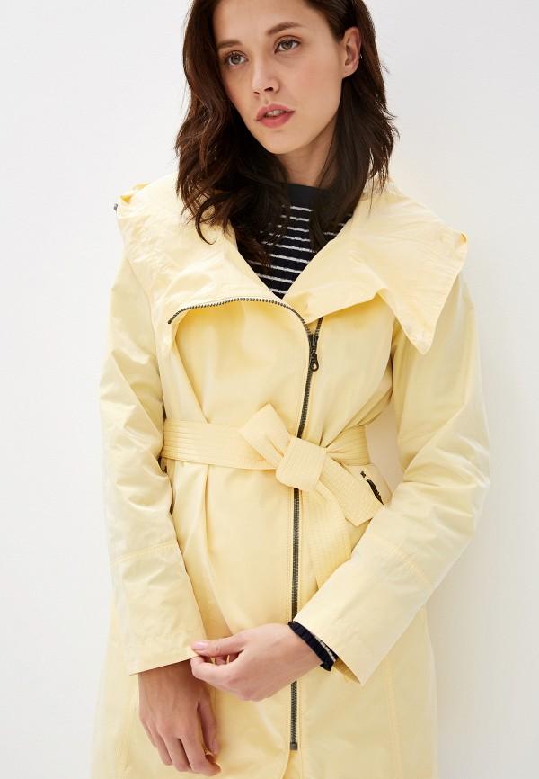 Плащ Dixi-Coat цвет желтый  Фото 5