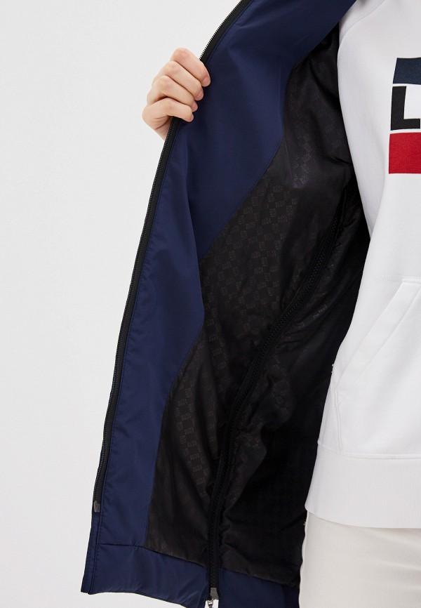 Куртка утепленная Dixi-Coat цвет синий  Фото 4