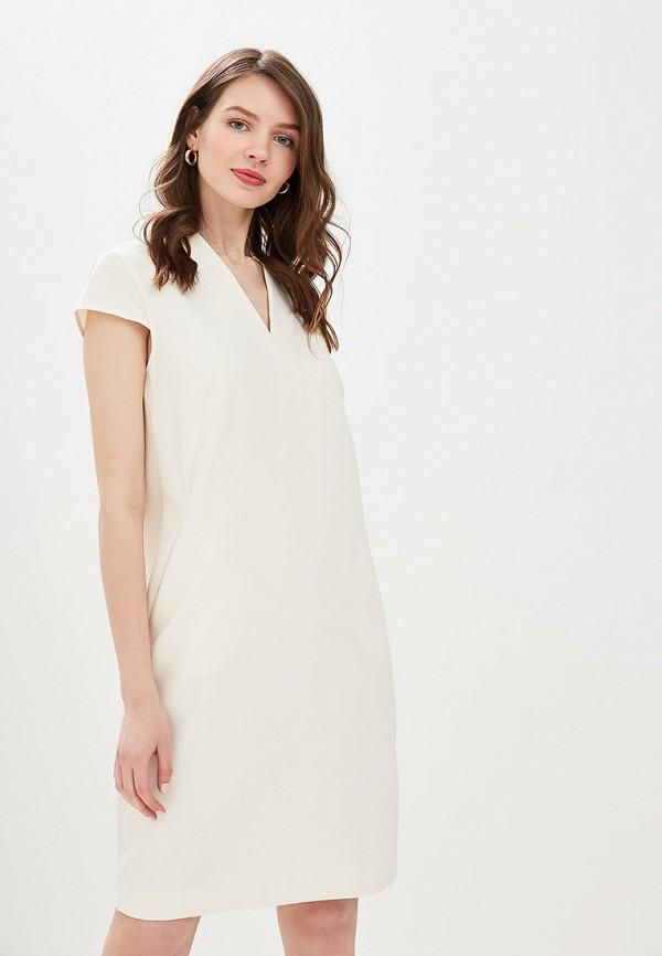 Фото - Женское платье Valkiria белого цвета