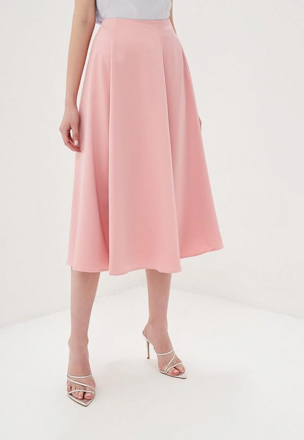 Фото - Женскую юбку Valkiria розового цвета