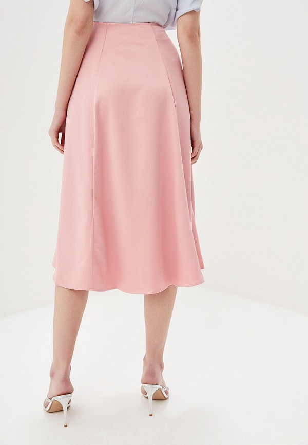 Фото 3 - Женскую юбку Valkiria розового цвета