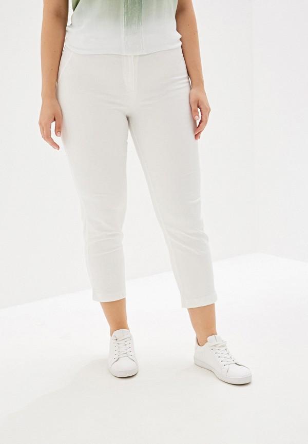 женские повседневные брюки viserdi, белые