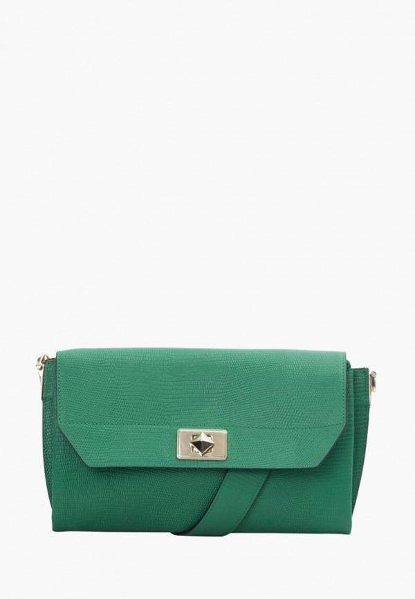 женская сумка eleganzza, зеленая