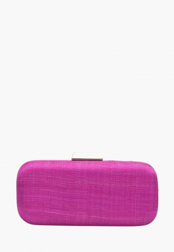 женский клатч eleganzza, розовый