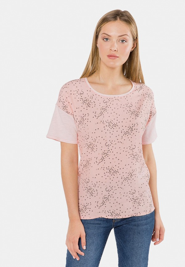 женская футболка mr520, розовая