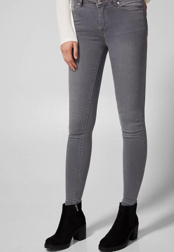 женские джинсы springfield, серые