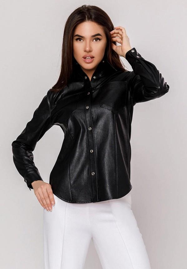 женская блузка gepur, черная