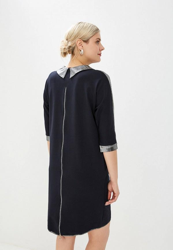 Платье Bordo цвет синий  Фото 3