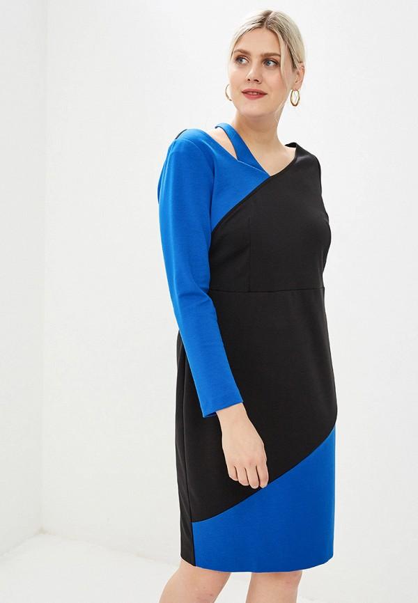 женское платье-футляр bordo, черное