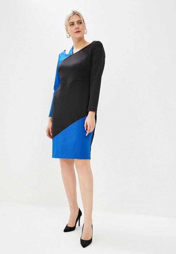 Платье Bordo цвет черный  Фото 2