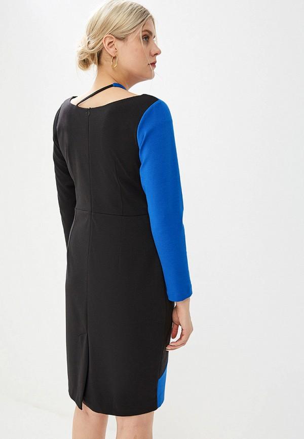 Платье Bordo цвет черный  Фото 3