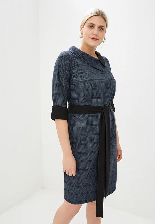Платье Bordo цвет синий
