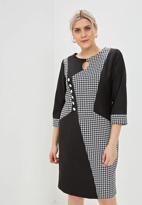 женское повседневные платье bordo, черное