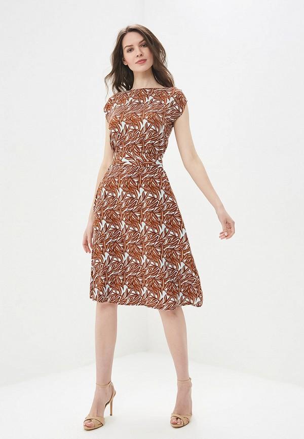 Платье po Pogode цвет коричневый  Фото 2