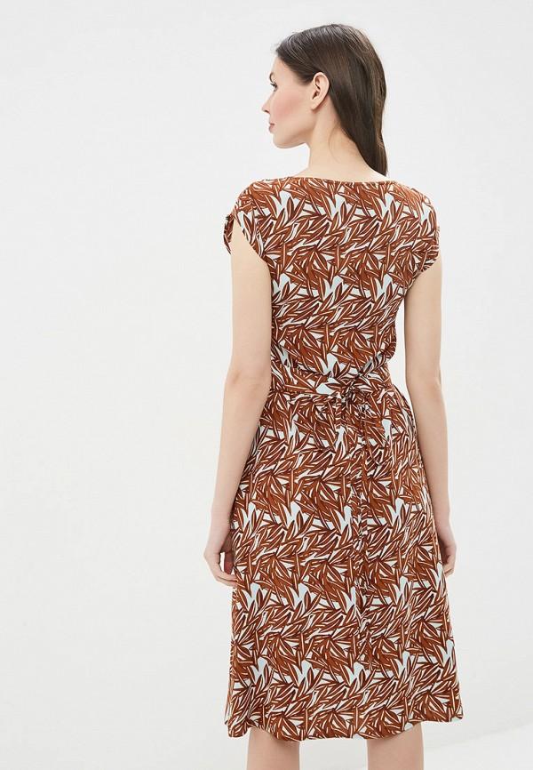Платье po Pogode цвет коричневый  Фото 3