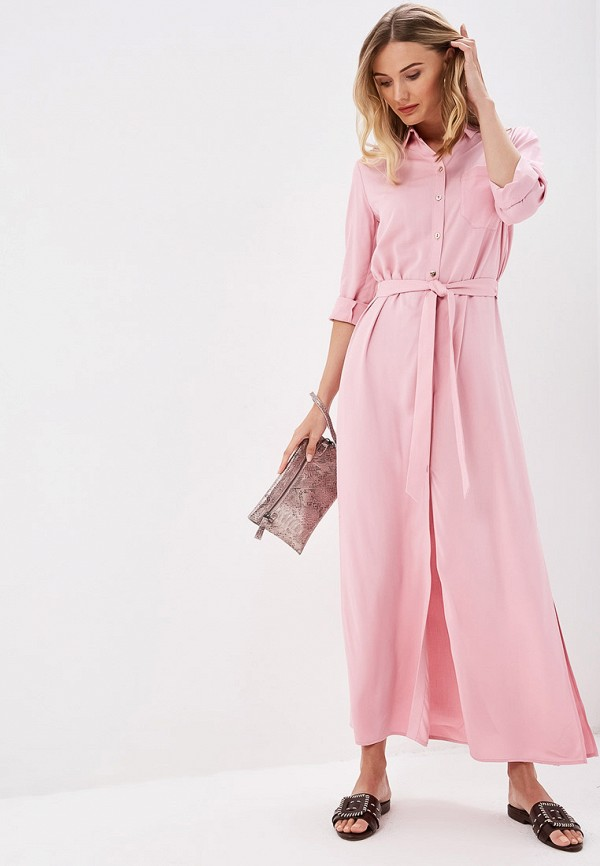 Платье Ruxara цвет розовый