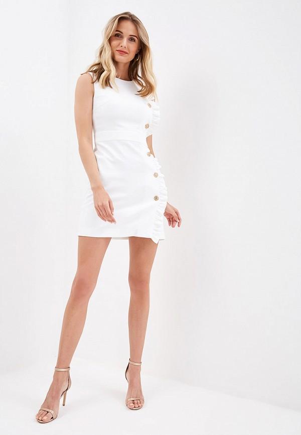 Платье Ruxara цвет белый  Фото 2