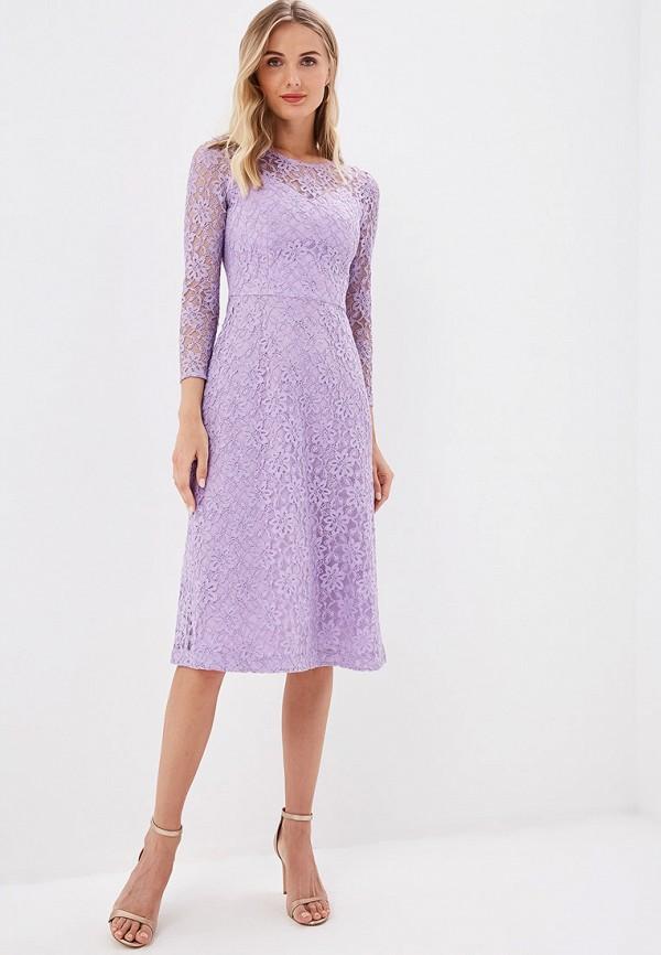 Платье Ruxara цвет фиолетовый  Фото 2
