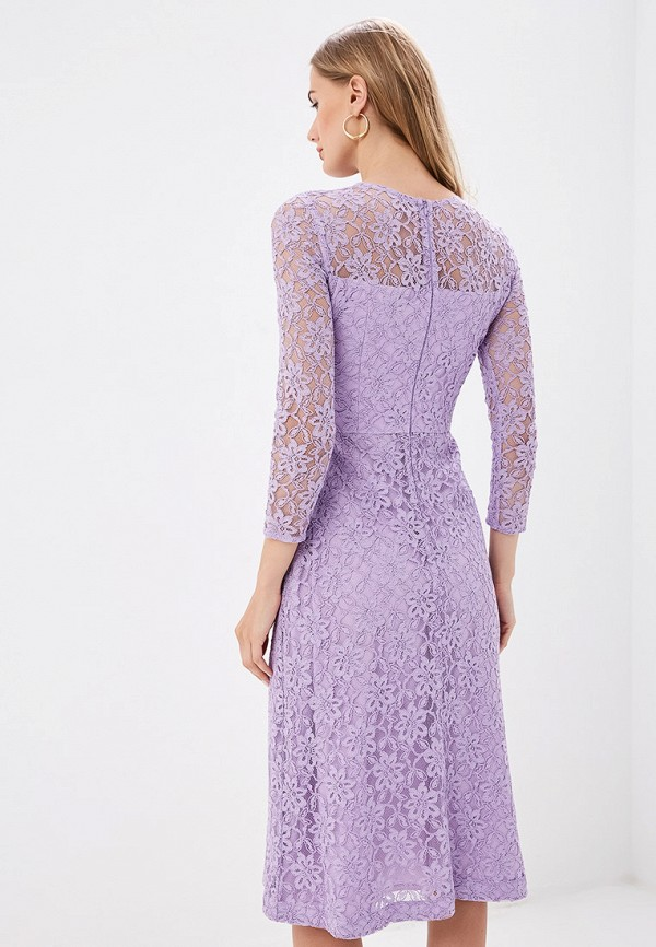 Платье Ruxara цвет фиолетовый  Фото 3