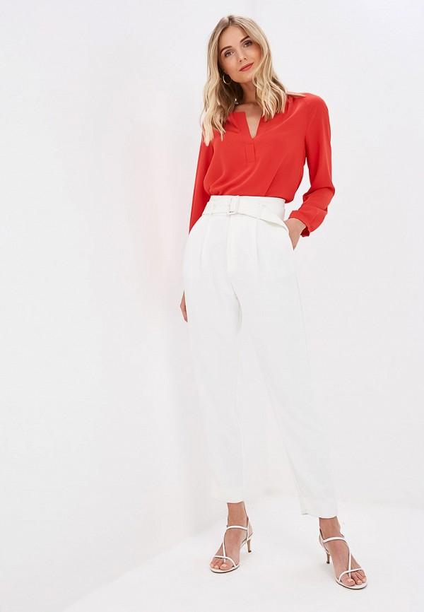 Блуза Ruxara цвет красный  Фото 2