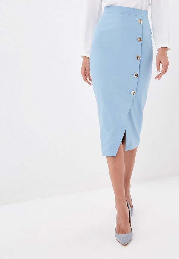 Юбка Ruxara цвет голубой