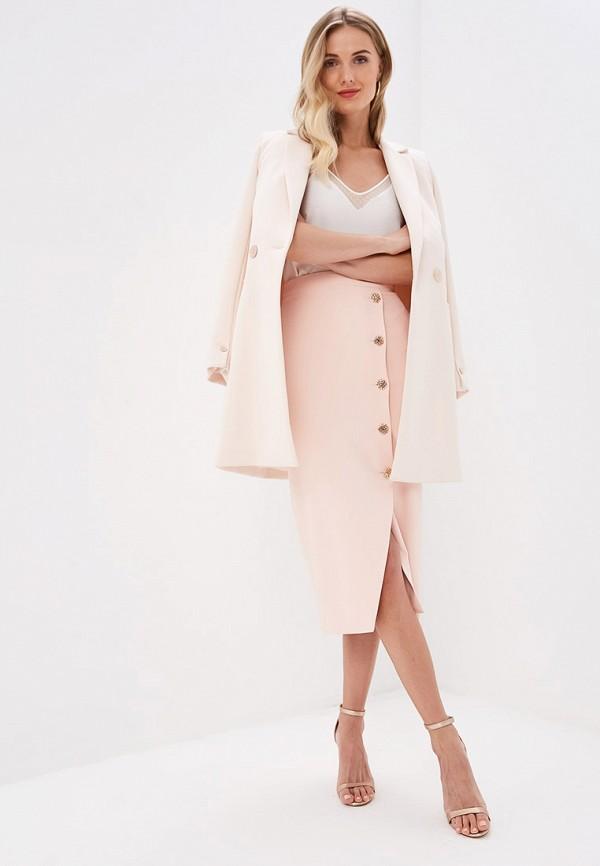 Юбка Ruxara цвет розовый  Фото 2