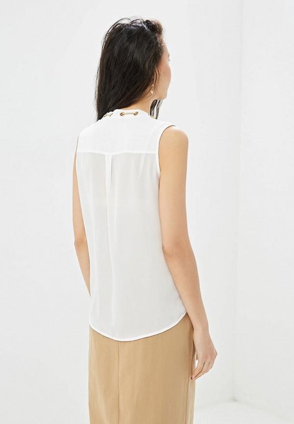Фото 3 - Женскую блузку Incity белого цвета