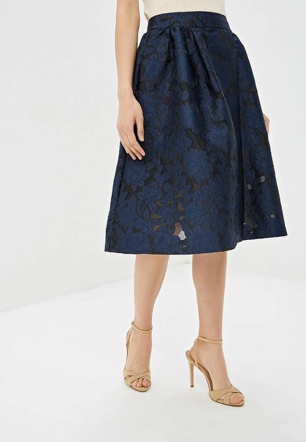 Фото - Женскую юбку Incity синего цвета