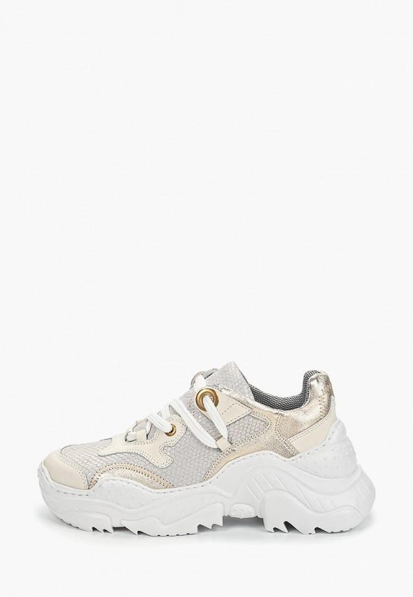 женские кроссовки dolce vita, бежевые