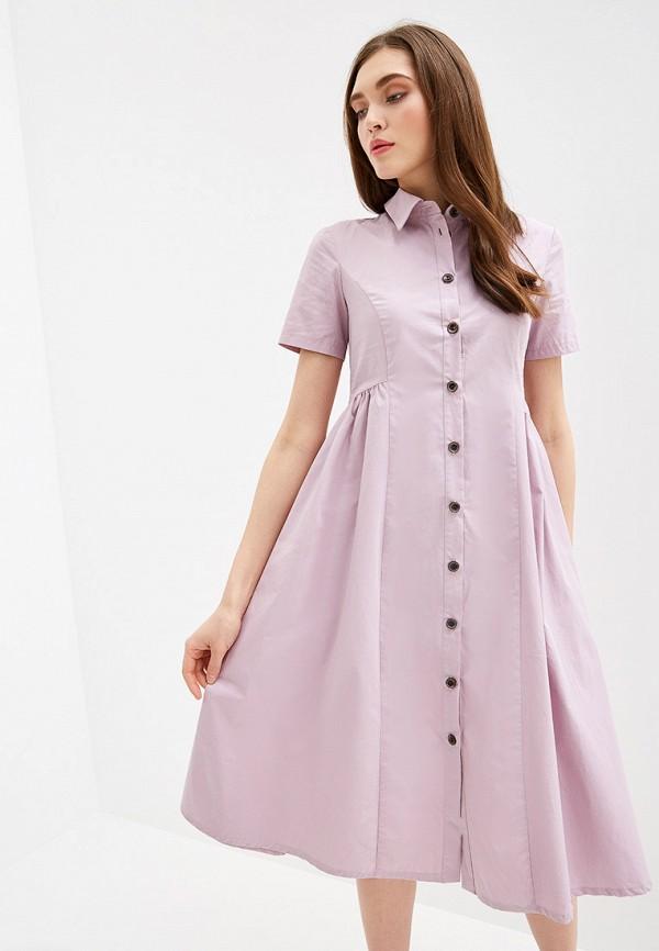 Фото - Женское платье Tantino розового цвета