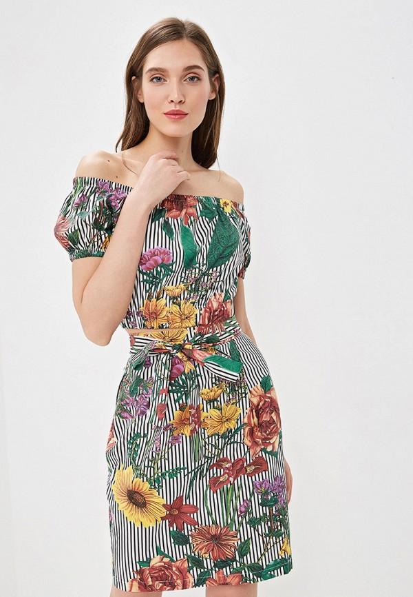 женский костюм vivaldi, разноцветный