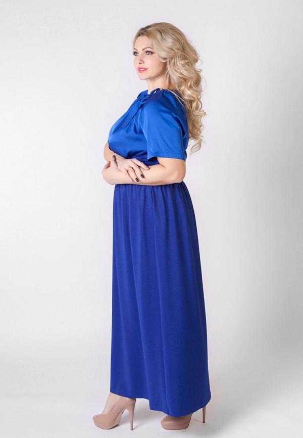 Юбка Sparada цвет синий  Фото 4