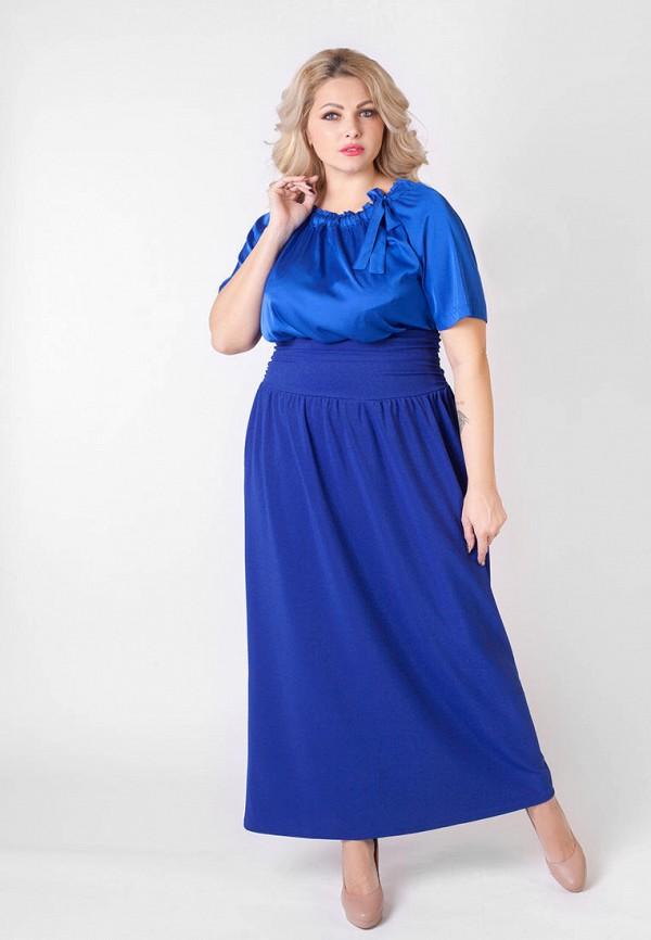 Юбка Sparada цвет синий  Фото 2