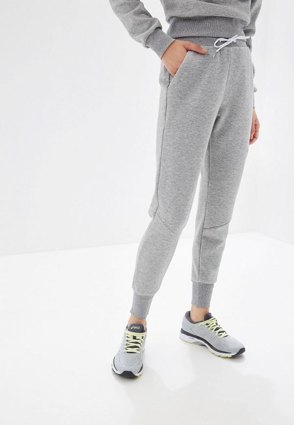 женские брюки craft, серые