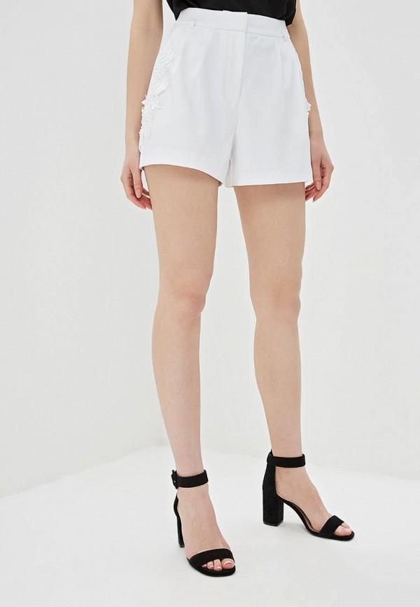Фото - Женские шорты Love Republic белого цвета