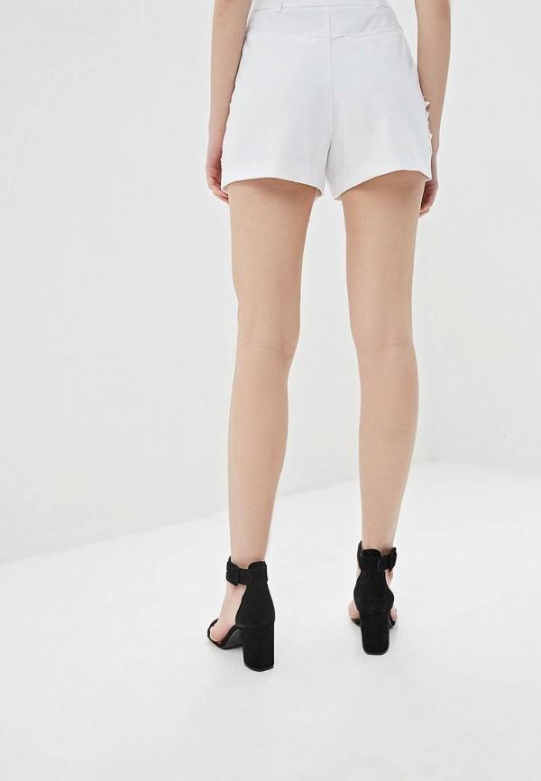 Фото 3 - Женские шорты Love Republic белого цвета