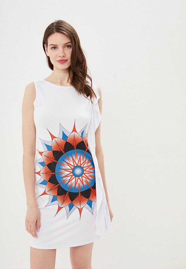 Платье домашнее Tenerezza Tenerezza MP002XW01SQ5 платье tenerezza tenerezza mp002xw0r4ze