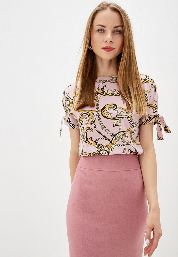 Фото - Блузу shovsvaro розового цвета