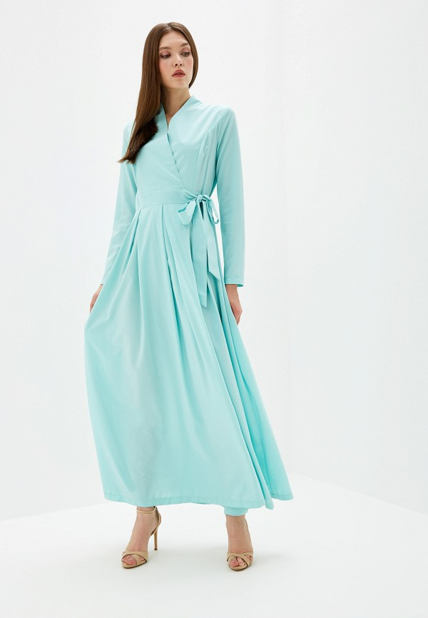 Платье D&M by 1001 dress D&M by 1001 dress MP002XW01T3O платье oodji ultra цвет темно бирюзовый пыльный розовый 14001117 8 15640 744af размер m 46