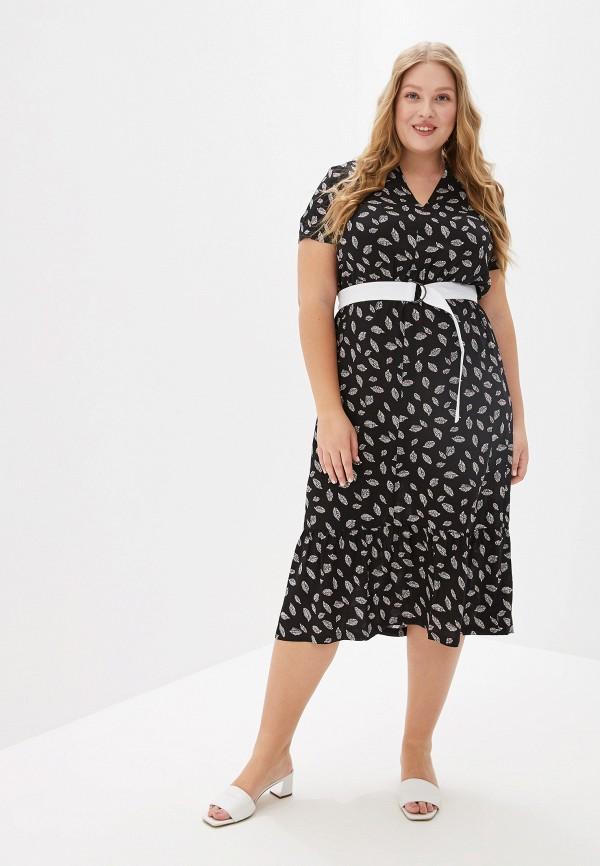 Платье Eliseeva Olesya цвет черный