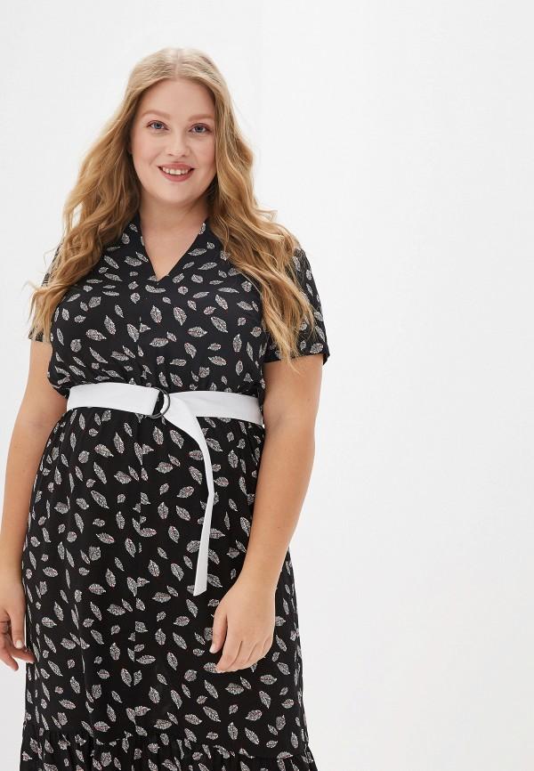 Платье Eliseeva Olesya цвет черный  Фото 2